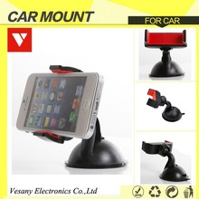 2015 High Quality Mobile Phone Wall Holder Silicone Cell Phone Car Holder