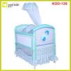Popular baby crib , baby crib decorations baby furniture