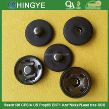 20mm Basic Style Fabric self Covered Sew-on Snap Fastener Button -- F1529