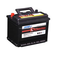 L2-400 MFcar battery 12V 60AH car battery