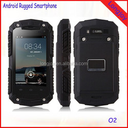 Special New Products 3.5 Inch IP68 Waterproof Phone Quad Core 1GB RAM 4GB ROM Dual SIM Android Phone