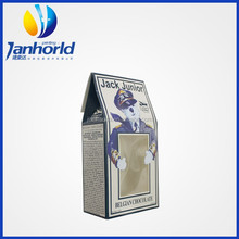 Juice Packing Carton Box With Newest Retail Custom Paper Folding Gift Box