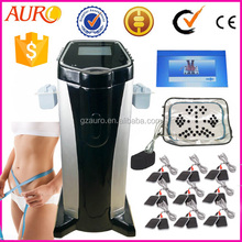 (Au-8004) Professional ems slimming system combining infrared slimming and electronic muscle stimulator