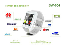 Long Work Time Wrist Watch Phone Android GPS Smart Watch with Mic