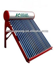 vacuum tube solar water heater energy collector with CE