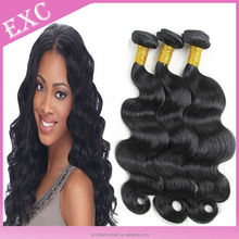 Popular cheapest top quality wavy vigian hair wavy human hair wavy human virgin hair free gifts for sexy ladies!!!