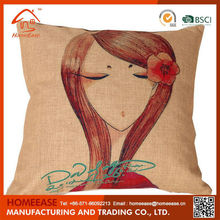 Portable high quality promotional comfortable felt cushion