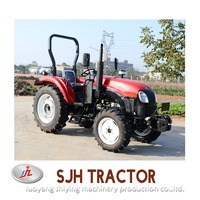 cheap small tractor with front end loader and backhoe