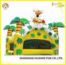 2015 New Designed Inflatable Bouncer Rental, Commercial Bouncers Climb and Slide Inflatables