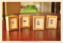 2015 gifts perfect Wooden photo frame