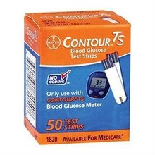 Contour Glucose strips