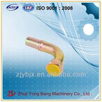 hose barb fittings/hydraulic hose press