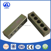 Wedge plate of post tensioning system export to all over world
