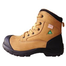 safety shoes price New man leather safty shoes