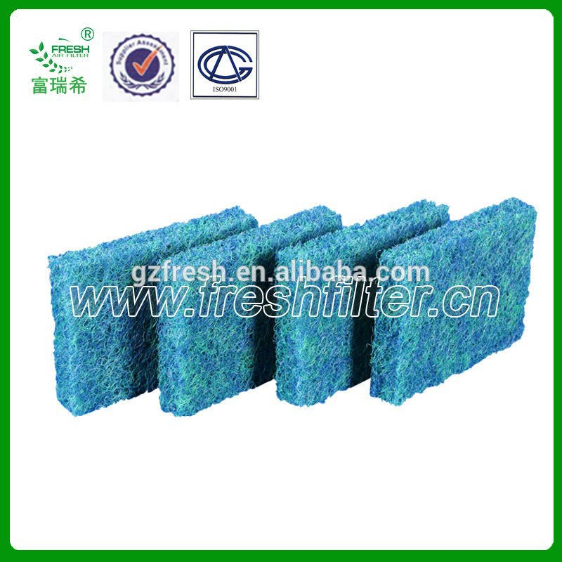 koi pond filter material used in fish pond