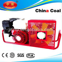 Shandong Coal mini compressor portable electric air breathing compressor
