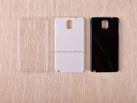 2015 New Coming PC HD Transparent Hard Cover For Samsung Galaxy Note 6 Case