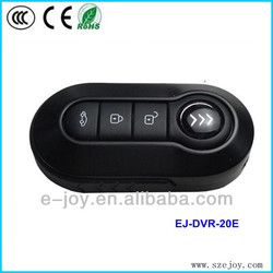 HD 1080p Night Vision metal full HD car keys camera motion-activate mini camera