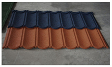 stone coated metal roof tile machine stone coated metal roofing philippines