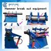 Bestlink down hole hammer detach workbench for USA market