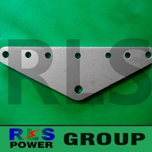 High quality L type yoke plate for overhead transmission line / power fitting accessories / link fitting