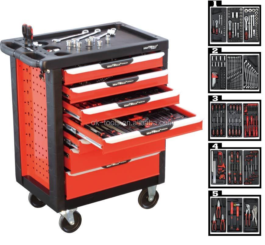 Best Car Tools : Tiroirs métal multifonction armoire à outils en acier