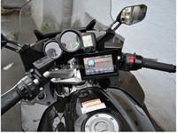 "Wholesale Price 5 inch Waterproof Motorcycle Bluetooth GPS/ 5"" WINCE best gps navigator for ukraine"