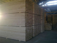 Sawn Timber Pine Wood