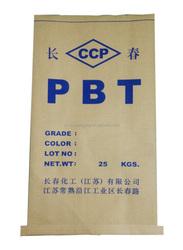 Kraft paper woven chemical material bag