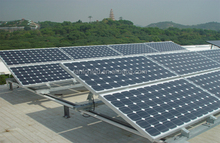 solar panel kit 5KW for Africa / 5KW 6KW 8KW solar panel kit home power system / 10KW solar panel installation for home