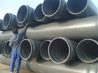 drainage pipe/large diameter corrugated drainage pipe