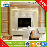 Non Combustible 2015 New Building Materials Sound-Absorbing decorative wall panel carved wood