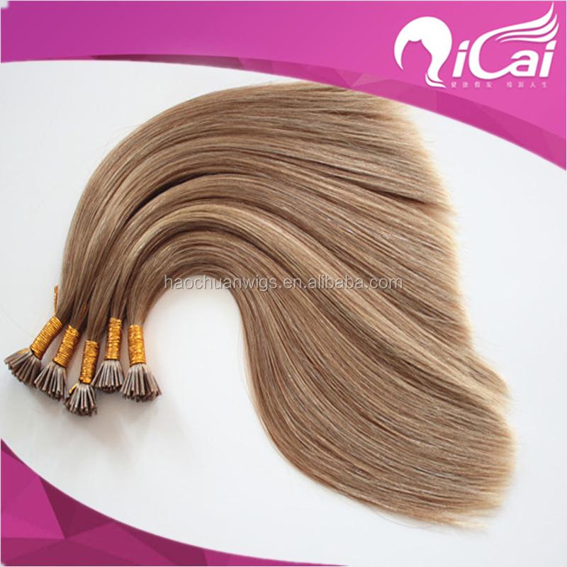 Nail Tip Hair Extensions Cheap 105