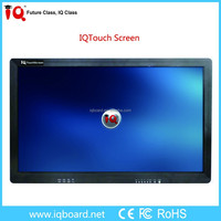 IQTouch Screen interactive lcd touch screen smart board tv