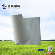 new material polyester flame retardant and electric conductive with printing ink plastic fabric tarp