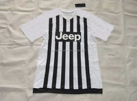 Thai quality 2015 2016 Juventus home soccer jersey