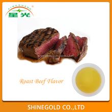 Food seasoning roast beef flavour
