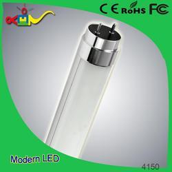 cheap 2ft 4ft 8ft 18w t8 led red tube xxx tube8 with high lumen