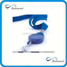 Customized custom logo beautiful banner pen with lanyard