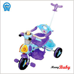 2015 good quality design kids tricycle with handrest baby tricycle price