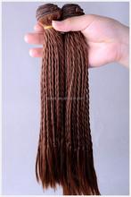 Factory direct supply No Chemical Processing Brazilian Peruvian Cambodian human cabelo hair extension virgin box braids hair