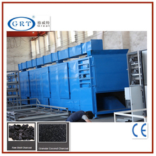 China supplier mesh belt hot air dryer/cannel coal/factory price