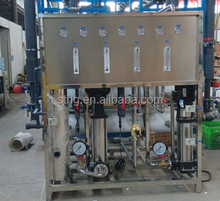 3T per hour two pass solar water purification/reverse osmosis water purification system/water purification tablets
