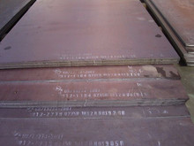 ASTM A36 A242 A283 A532 steel plate in China hot rolled