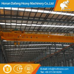 High Efficient Construction 250T Industrial Double Girder Grab Bucket Overhead Crane Supplier With Magnet