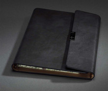 2015 Handmade leather notebook diary gifts