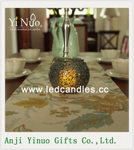 Wholesale Electric Mosaic Glass Candle Warmer for Decoration