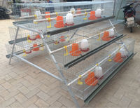 brooding cage for chicken laying hens grower