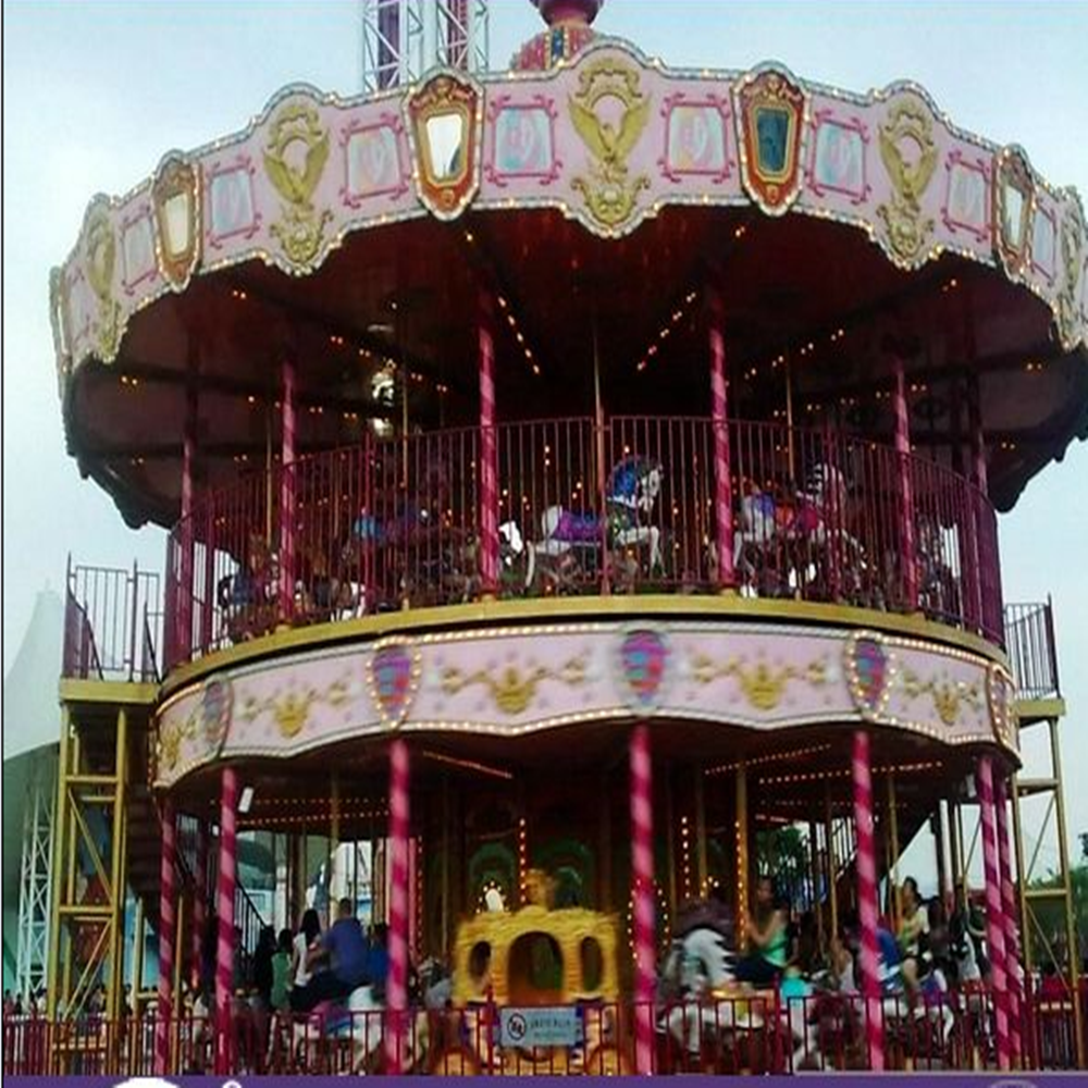 Animal Carousel Pictures