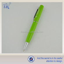 Popular Grass Green Logo Maker Pen